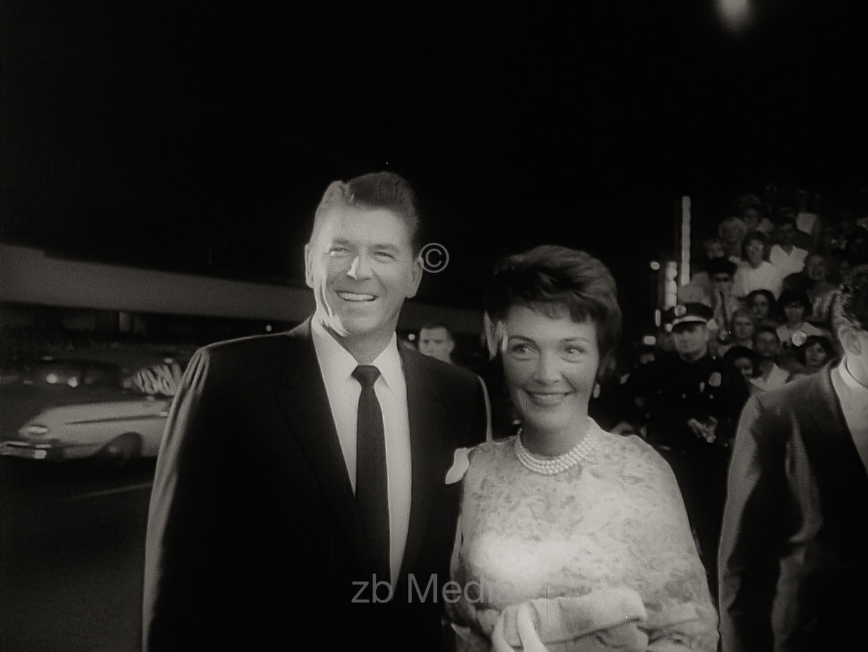 Ronald Reagan, Filmpremiere von Come September in Hollywood