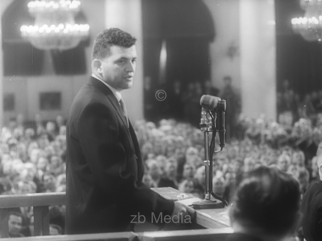 U2 Prozess gegen Gary Powers in Moskau 1960