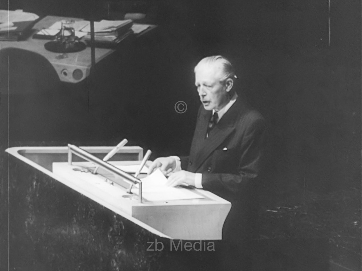 Harold Macmillan, UNO Vollversammlung 1960