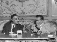 Gamal Abdel Nasser 1960