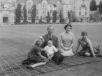 Königliche Familie 1960, Großbritannien