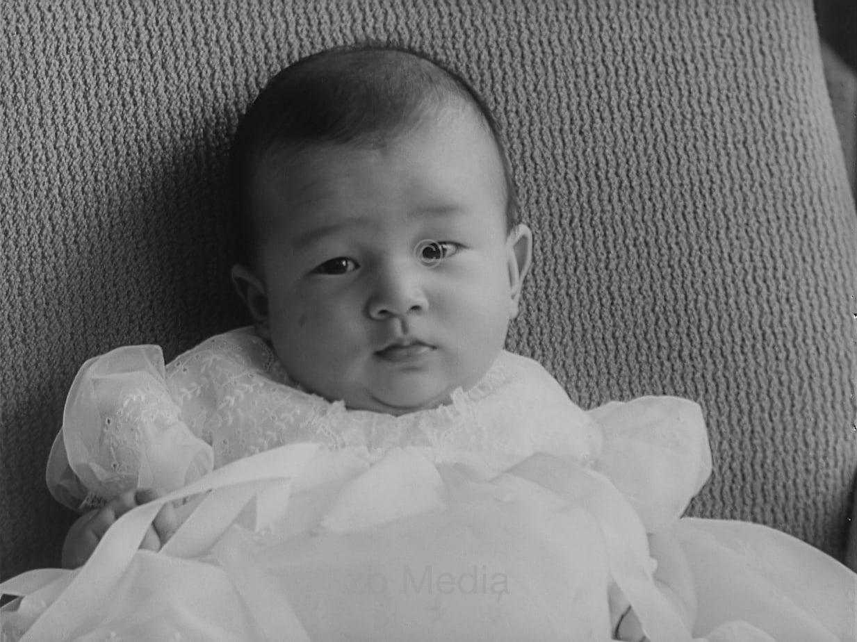 Naruhito von Japan 1960