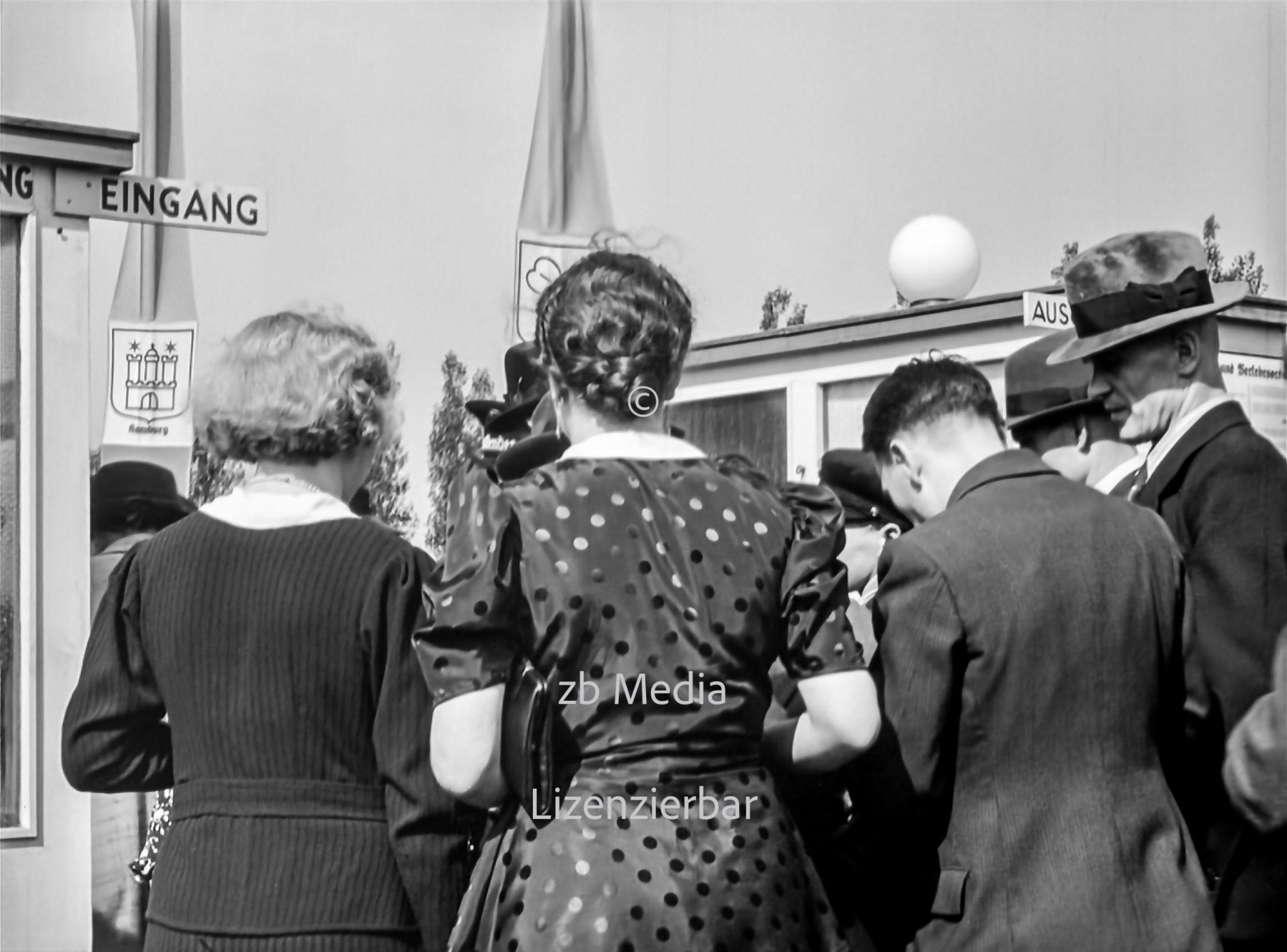 Industrieausstellung in Düsseldorf 1937