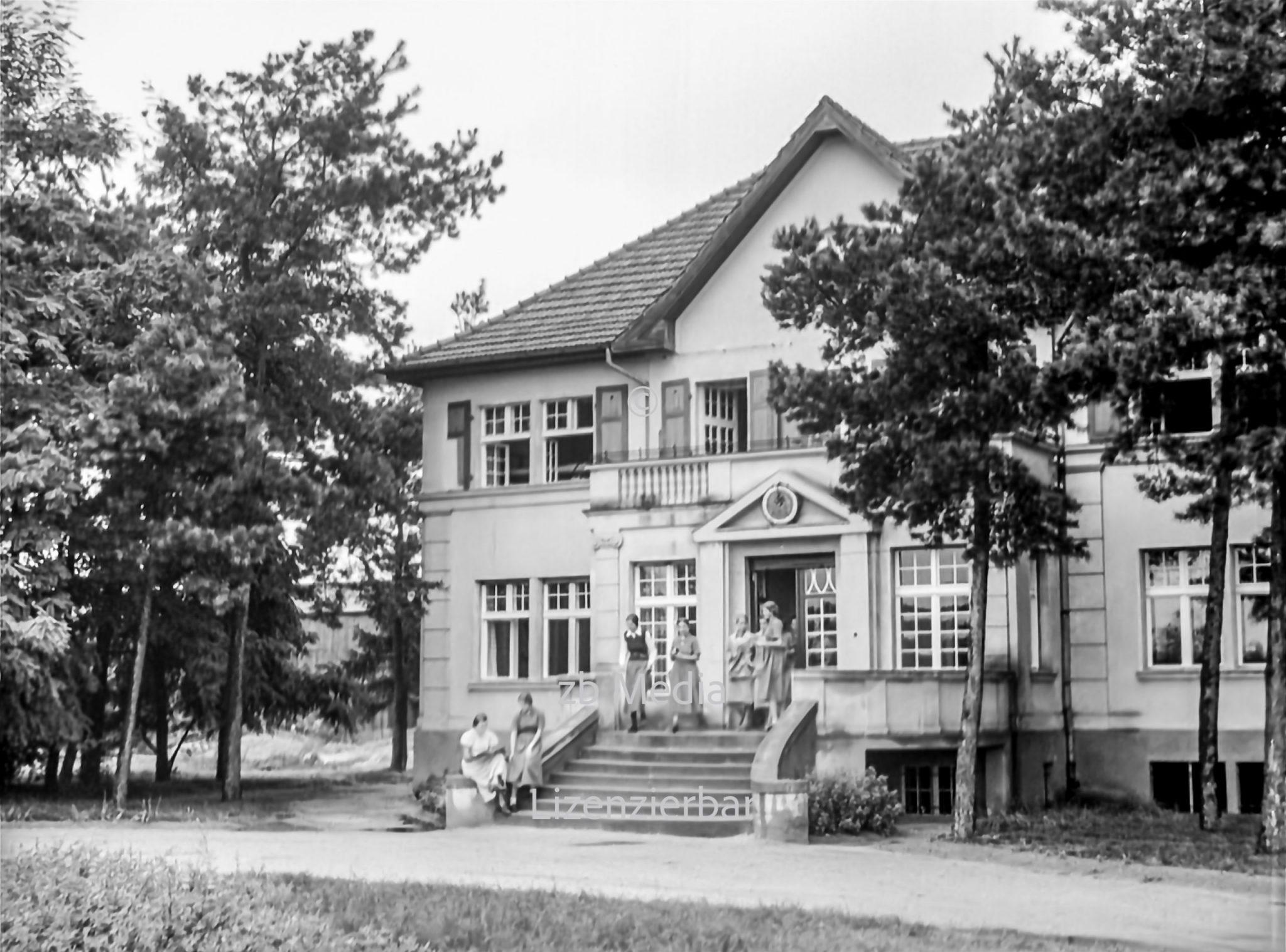 Pestalozzi-Fröbel-Haus Berlin 1937