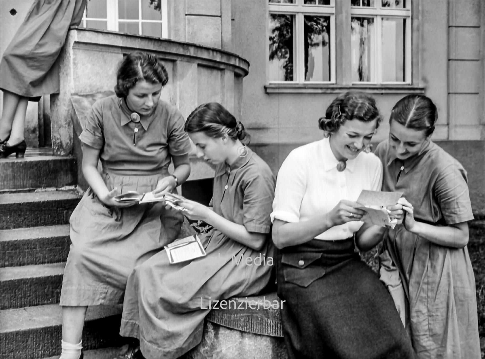 Erzieher im Pestalozzi-Fröbel-Haus Berlin 1937