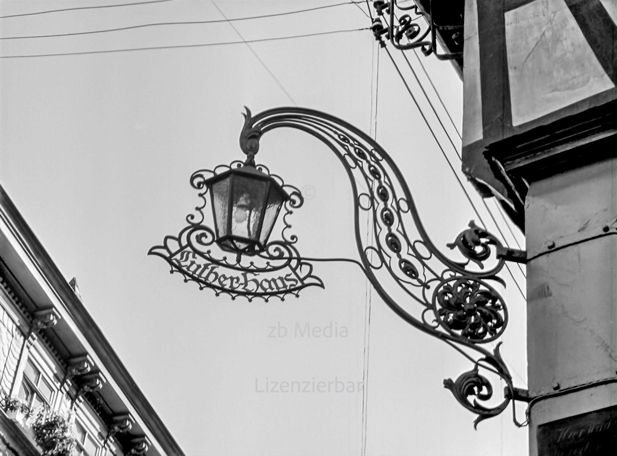 Lutherhaus Eisenach 1937