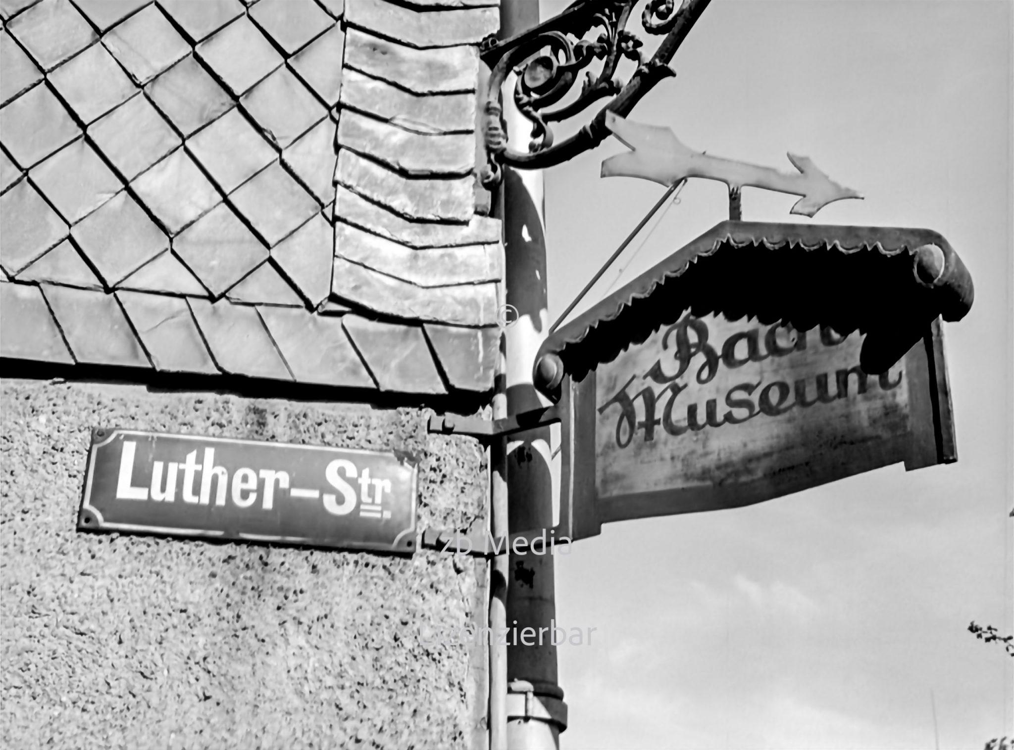 Bachmuseum Eisenach 1937
