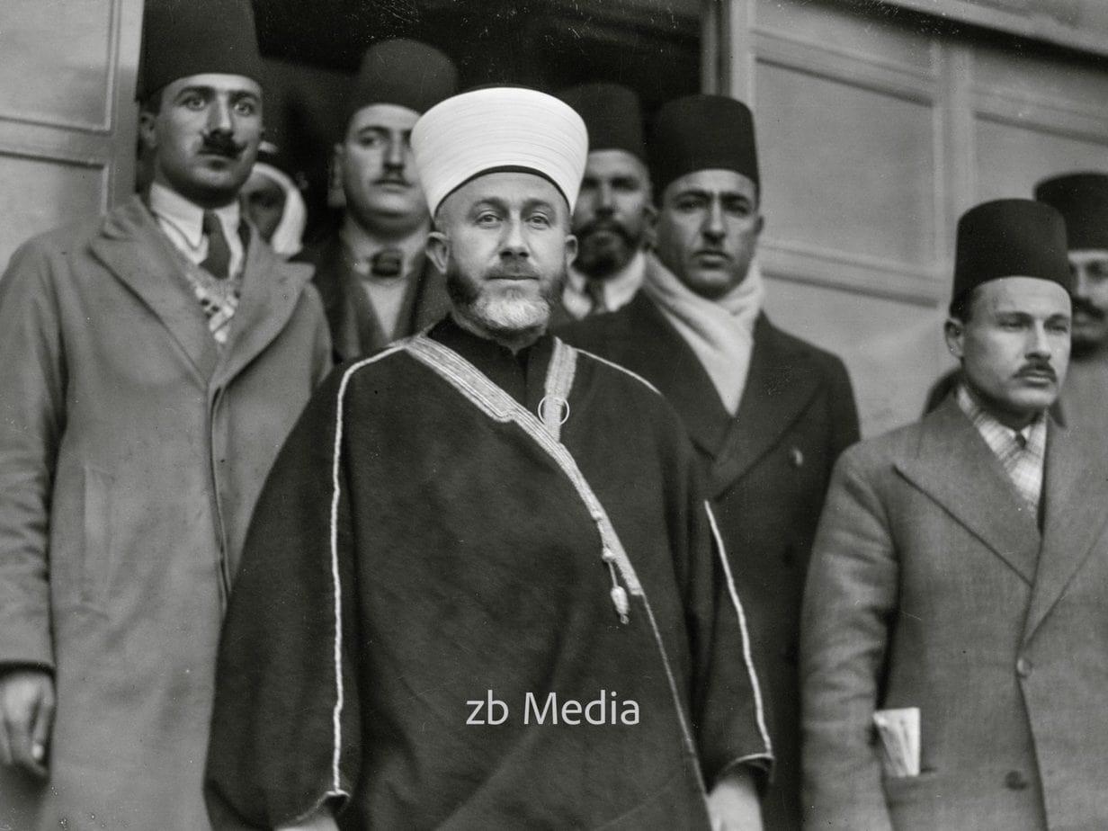 Großmufti Amin el-Husseini
