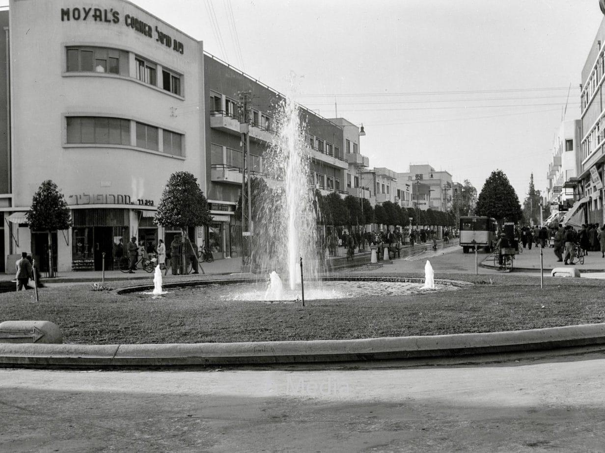 Tel Aviv Colony Circle 1935