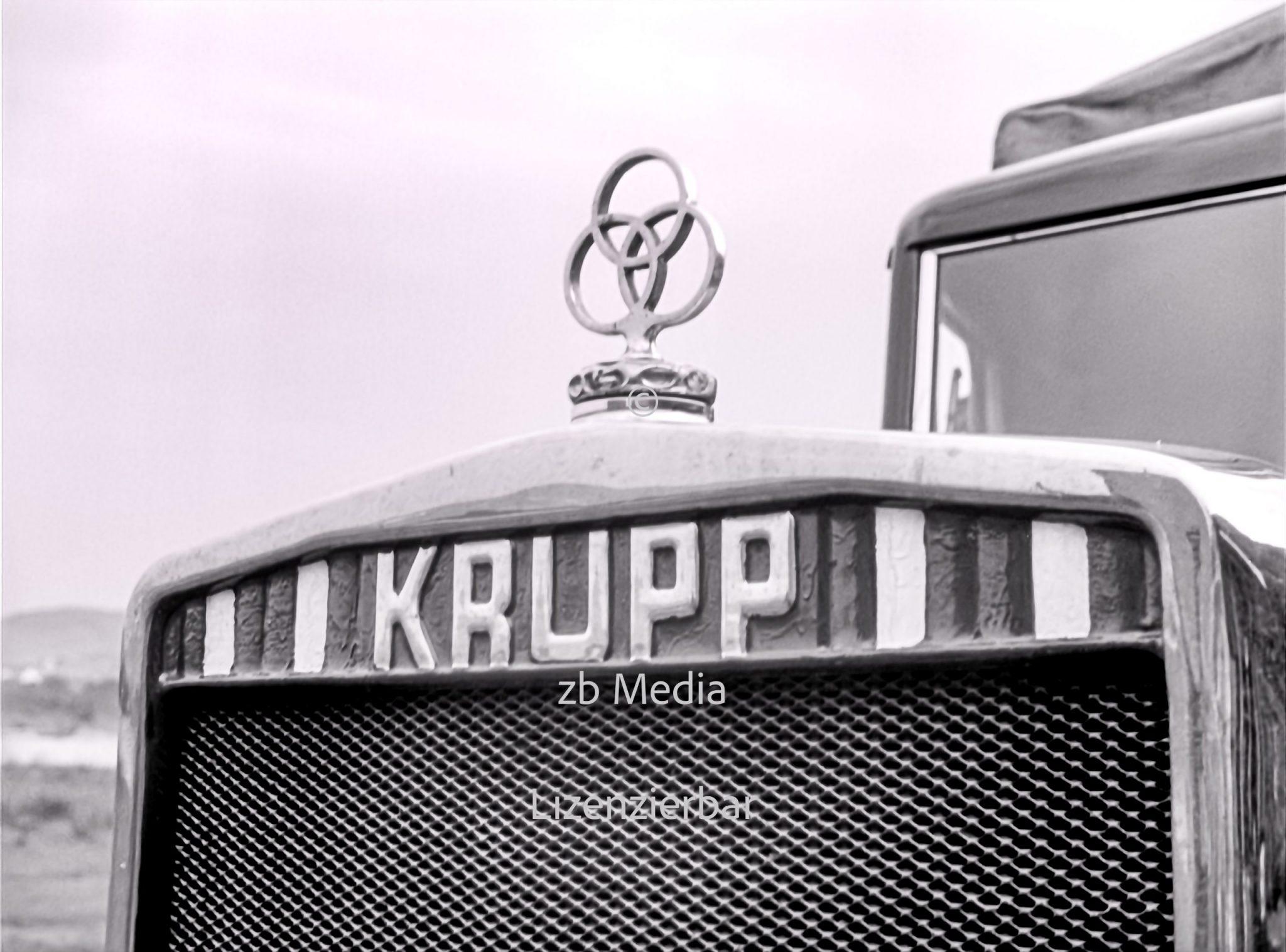 Krupp LKW 1937