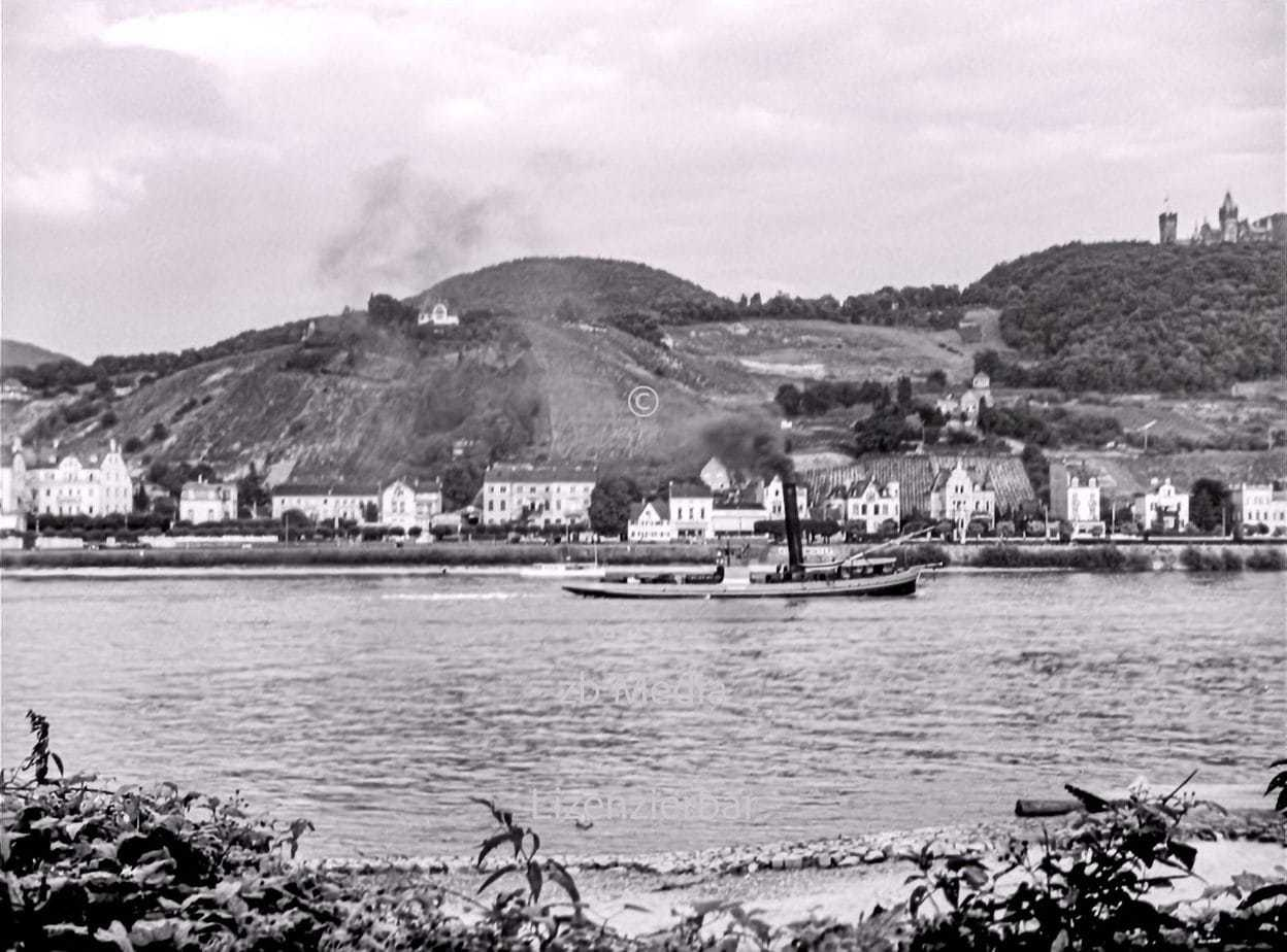 Der Rhein bei Königswinter 29137