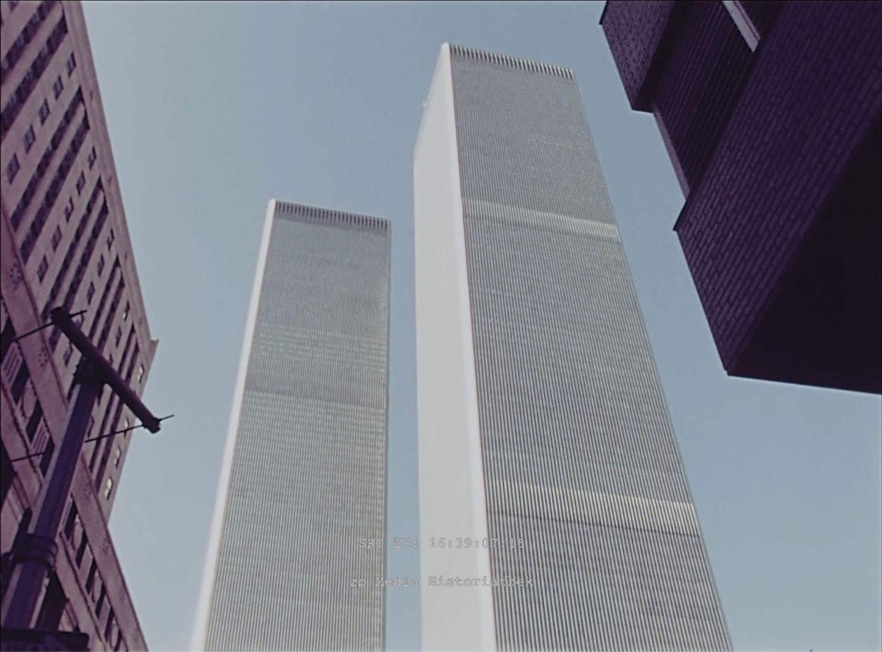 World trade Center 1972