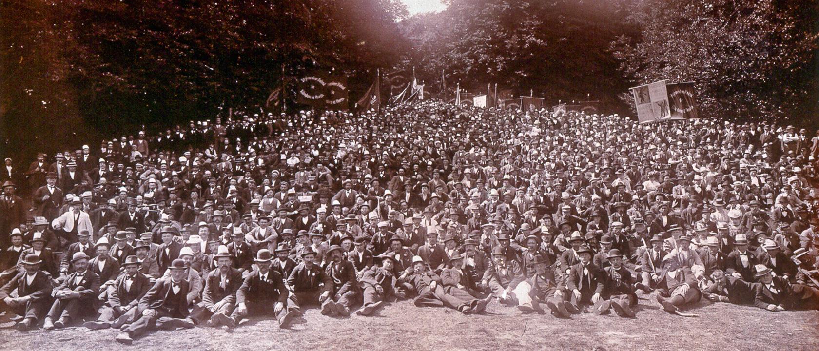 Ulvedalene 1899