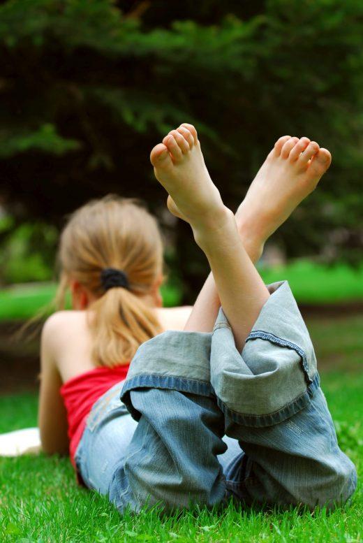 I genoptræning lærer børn med hjerneskade at holde pauser