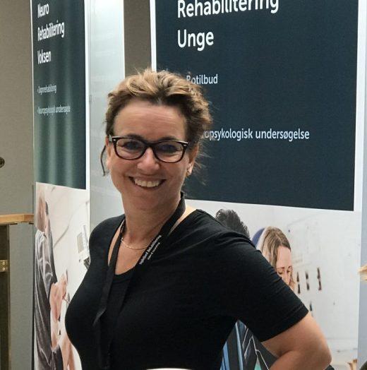 Afdelingsleder Astrid Riber Ny Fjordbo