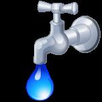dryppende vandhane
