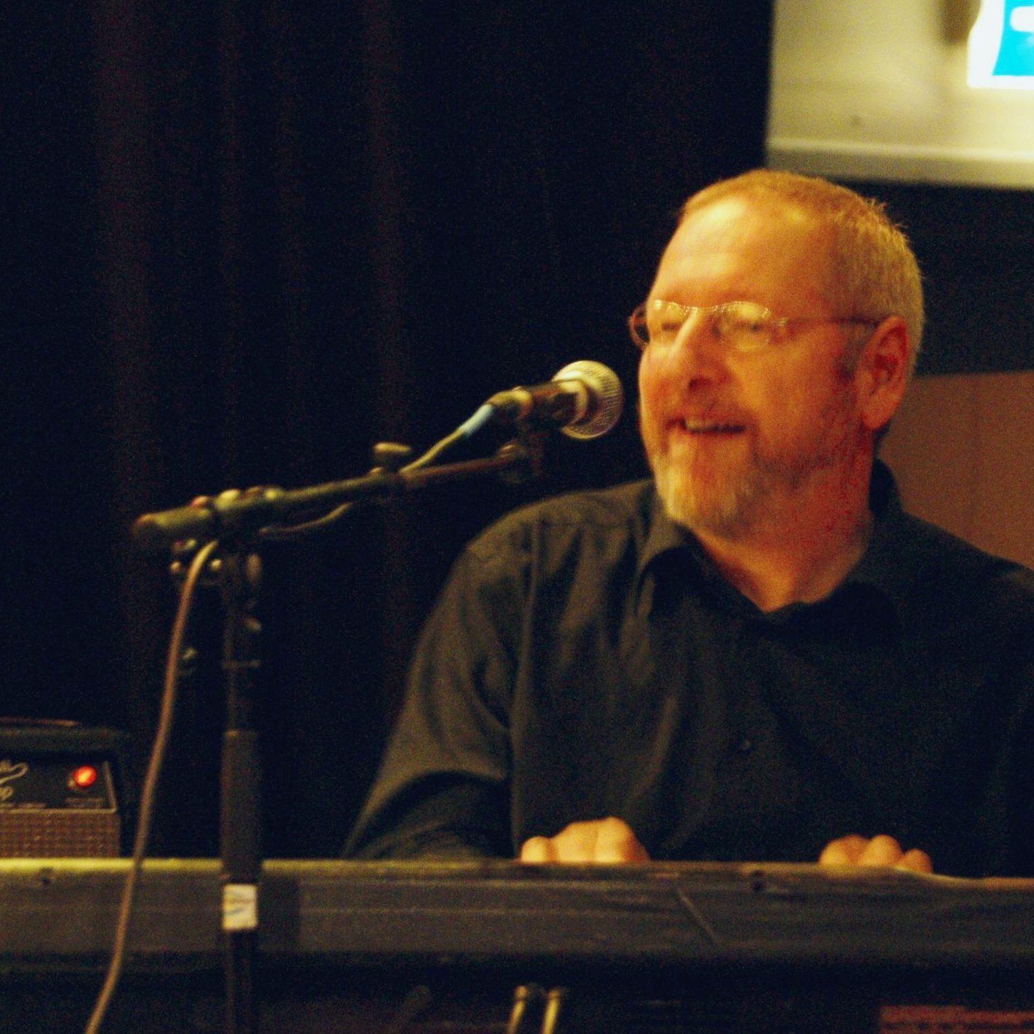 Chris Robertson Keyboards