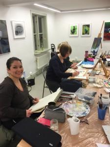 HKKV:s målargrupp i arbete