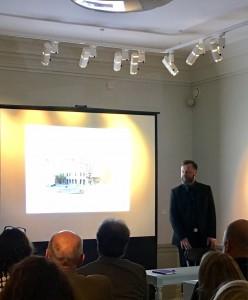 Berndt Arell berättar om finsk konst sedan 200 år