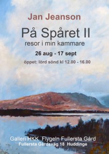 Affisch På Spåret II