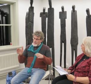 Mats Lodén och Madeleine Engfeldt-Julin, HKKV