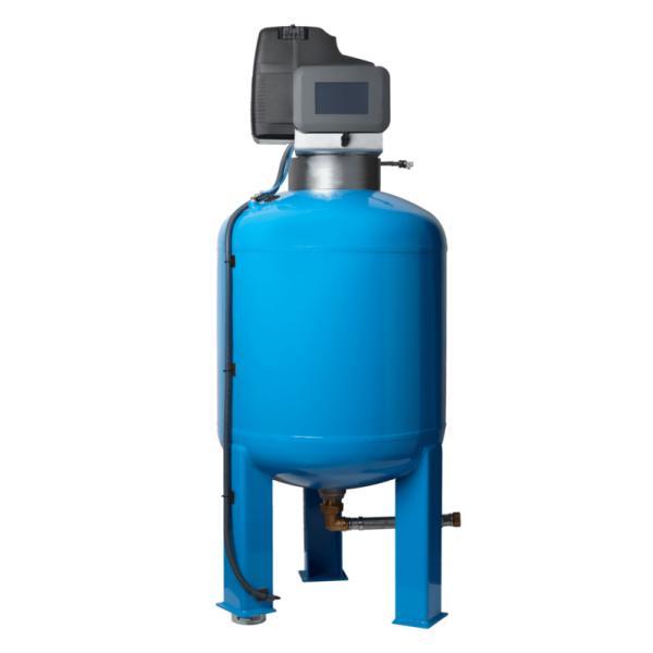 kompressortank till VVS avgasning tryckhållning