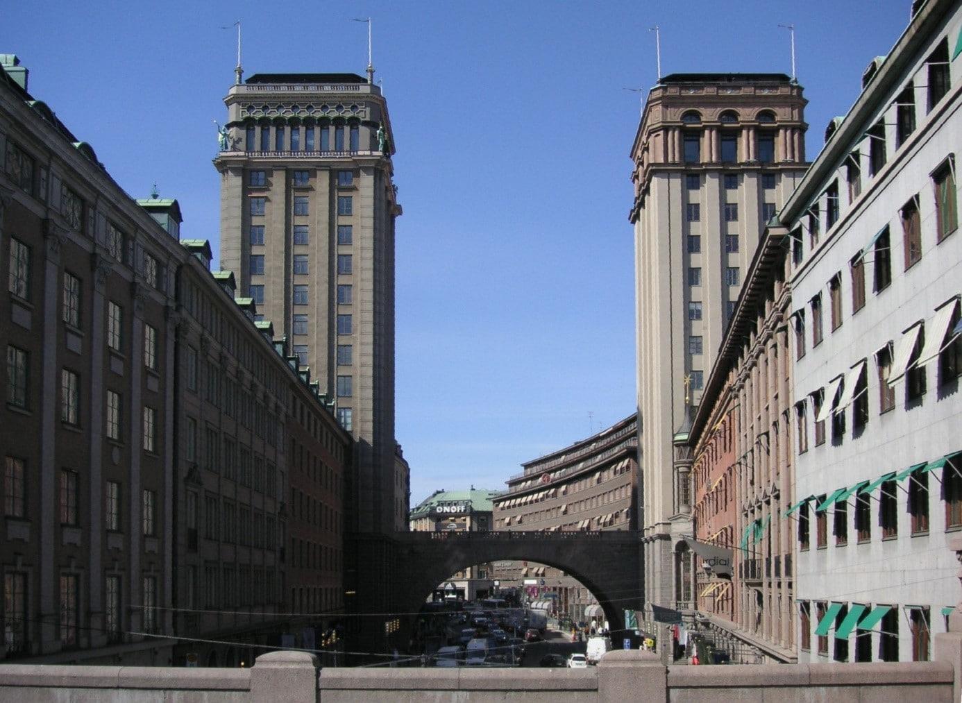 Kungstornen - Kungsgatan