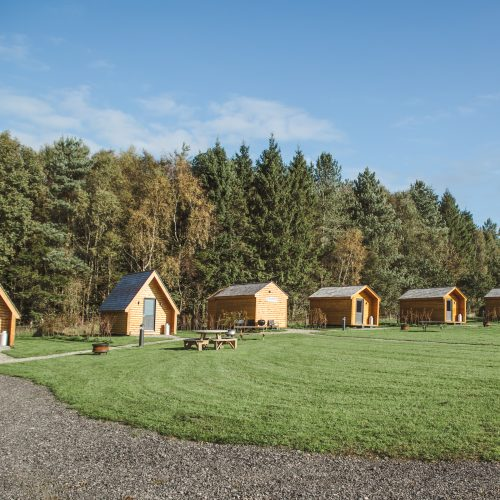 Hobbit Hill Glamping Cabins