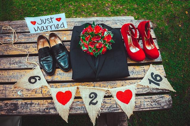 Individuelle Hochzeitsgeschenke