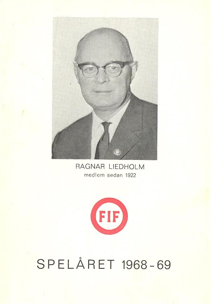 1968-69 Ragnar Liedholm