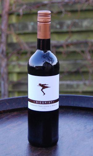 2015 Cabernet Sauvignon & Merlot, Ortswein, Weingut Siegrist