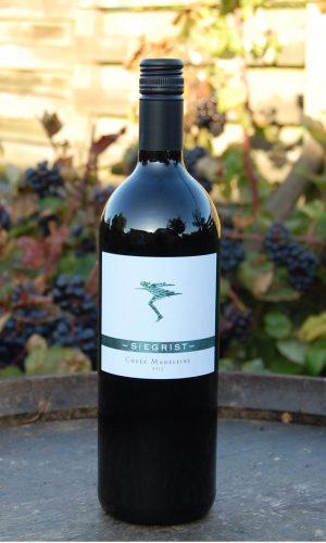 Cuvée Madeleine, 1 liter, Gutswein, Weingut Siegrist