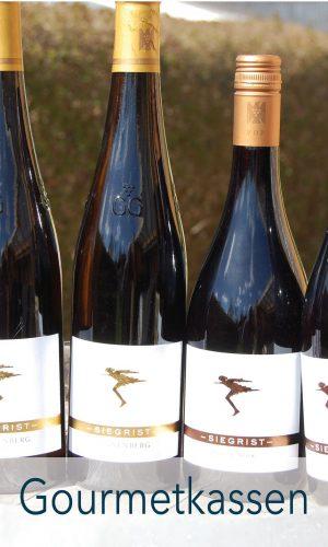 Gourmetkassen – Smagekasse med 6 vine i topklasse!