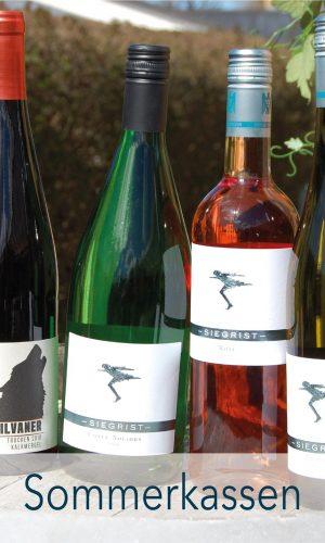 Sommerkassen – Smagekasse med 6 flasker blandet Rosé og Hvidvin