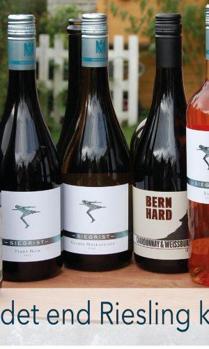 Alt andet end Riesling kassen – Smagekasse med 6 flasker blandet vin