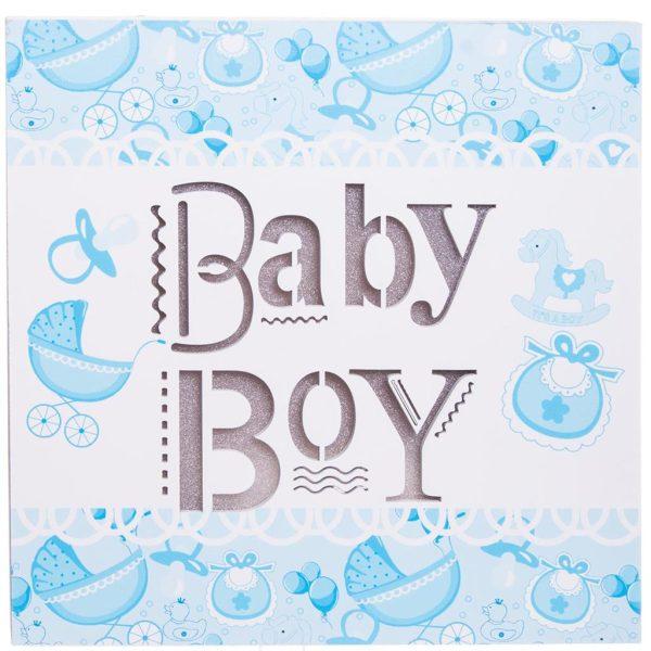 Frame baby boy