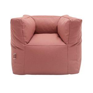 Kinderfautuil mellow pink Jollein