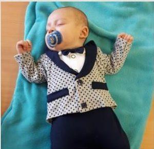 Baby kostuum