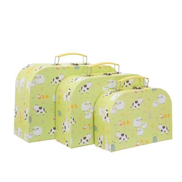 Koffertje boerderijdieren