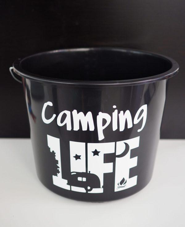 Cadeau camping liefhebber