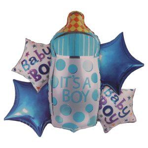 ballonnen baby boy