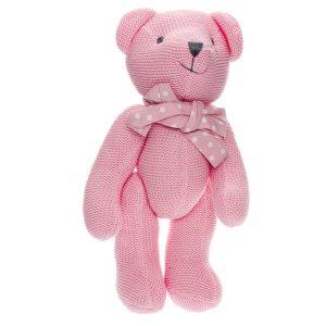 knuffelbeer roze