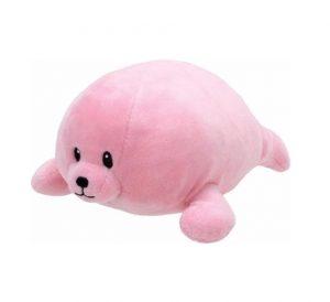 Ty baby zeehondje roze