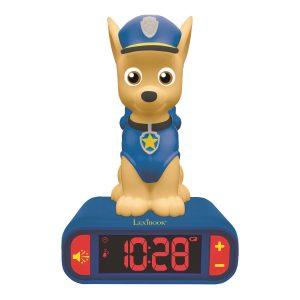 Chase Paw Patrol wekker3
