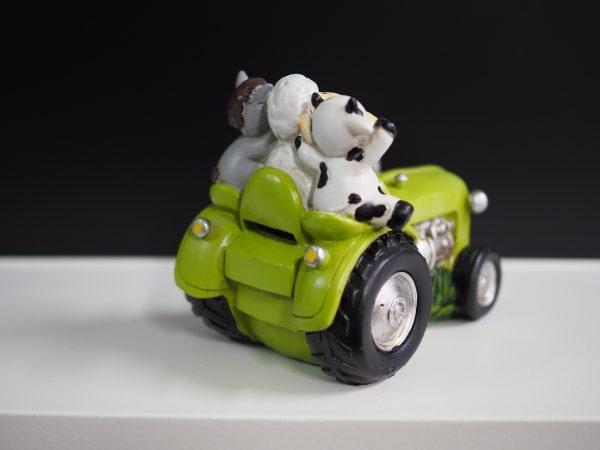 spaarpot traktor