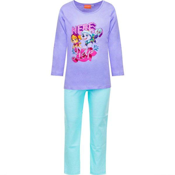 Pyjama Paw Patrol paars