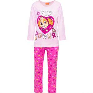 Pyjama Paw Patrol roze