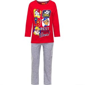 Pyjama rood Paw Patrol
