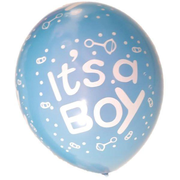 ballonnen its a boy