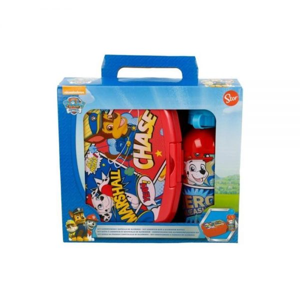 lunchset paw patrol